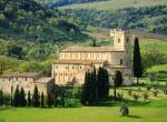 s.Antimo_abbey_Tuscany_Montalcino