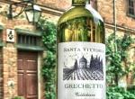 Grechetto - Valdichiana Toscana Bianco DOC. 85%Grechetto 15% Incrocio Manzoni