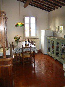 Cucina sala pranzo - Kitchen dining room