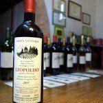 Leopoldo 100% Pugnitello grape variety