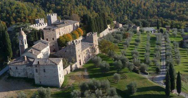 M.age Castle and truffle hunting