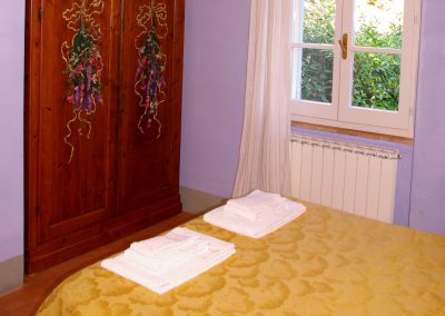 Lepre double room