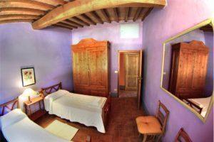 Upupa twin bed