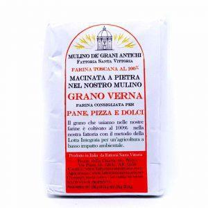Stone ground flour Verna