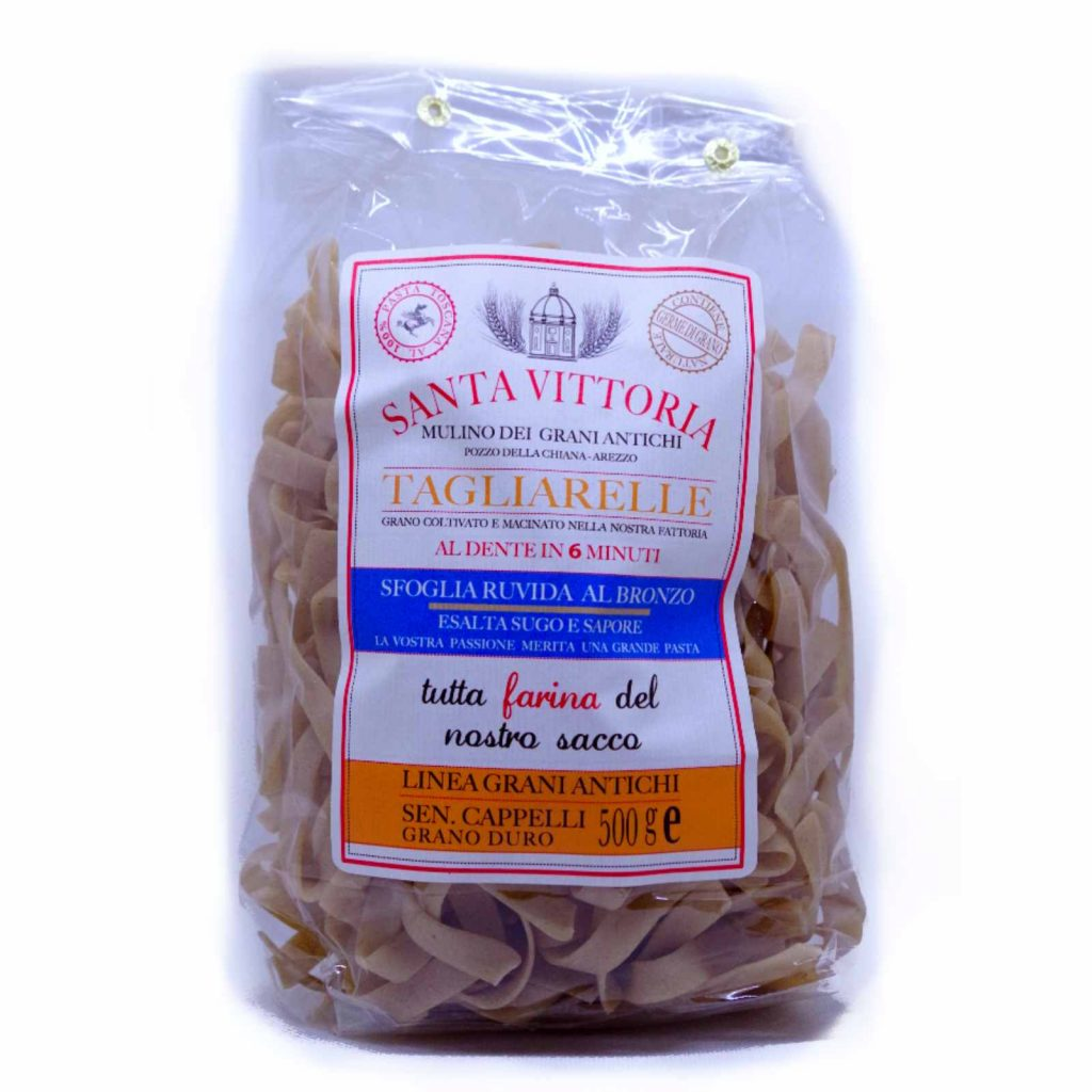 Ancient Durum Wheat Pasta