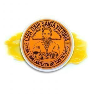 Tattoo beeswax NATURAL balm